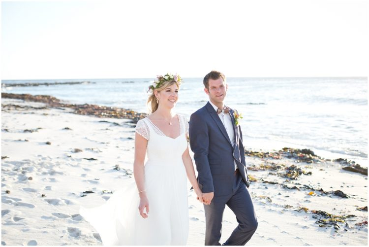 Lisa and Tim | Kommetjie | Wedding