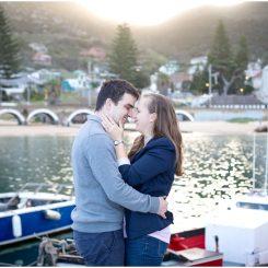 Anria and Logan | Kalk Bay | Engagement