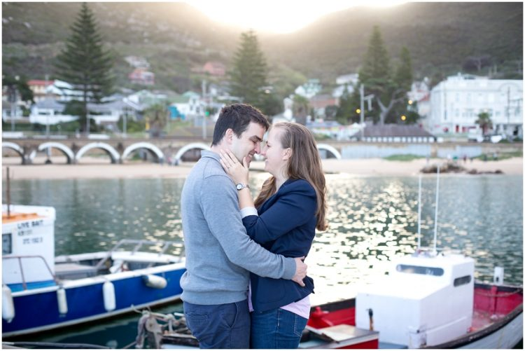 Anria and Logan | Kalk Bay | Engagement