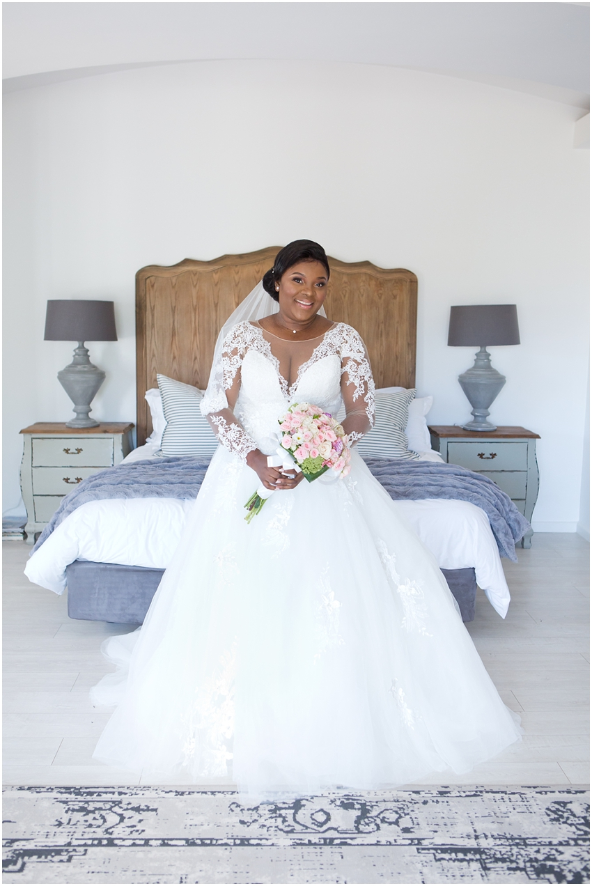 Zarose Venue Bridal Portrait